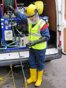 We've Cleaned Up our Drain & Sewer Website!