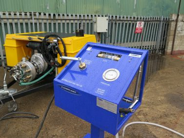 Health Check your Jetter with our Jetter Test Rig