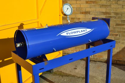 Flowplant Develops Thrust 'O' Meter Demonstration Rig