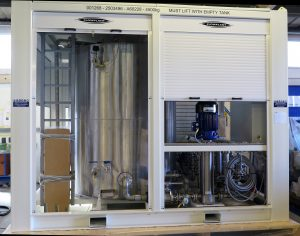 Flowplant group limited builds largest flushing system yet