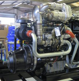 Drain Jetter Engines Are Going Green