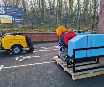 Craigs support Flowplant customers in Ireland